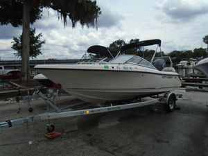 Used Key West 186 Dual Console Cruiser Boat For Sale