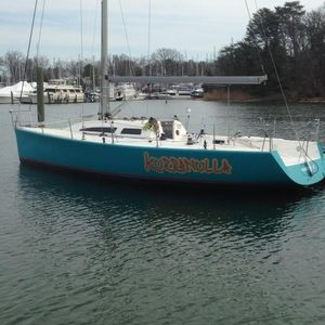 Used Sydney 38 Daysailer Sailboat For Sale