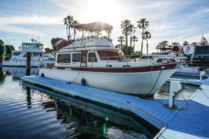 Used Californian 38 Motor Yacht Trawler Boat For Sale