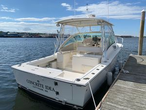 Used Albemarle 310 Express Fisherman Cruiser Boat For Sale