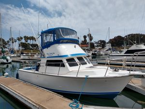 Used Blackman 26 Cuddy Cabin Boat For Sale