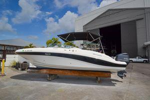 Used Hurricane Sundeck 2690 OB Bowrider Boat For Sale