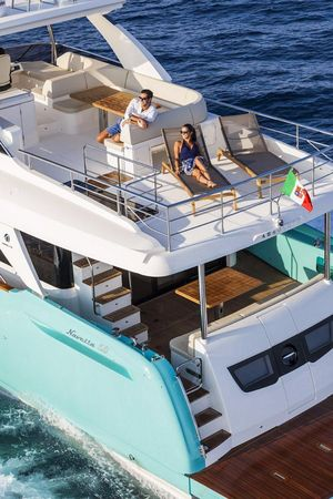 New Absolute 58 Pilothouse Boat For Sale