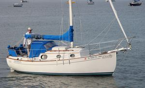Used Pacific Seacraft Flicka Cruiser Sailboat For Sale