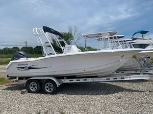 New Tidewater 210 SUV Center Console Fishing Boat For Sale