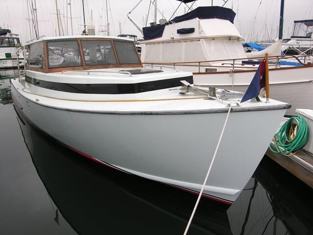 1992 Used Oyster Bay Commercial Boat For Sale - $39,500