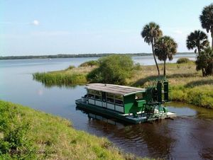 Used Commercial Passenger Airboat Commercial Boat For Sale