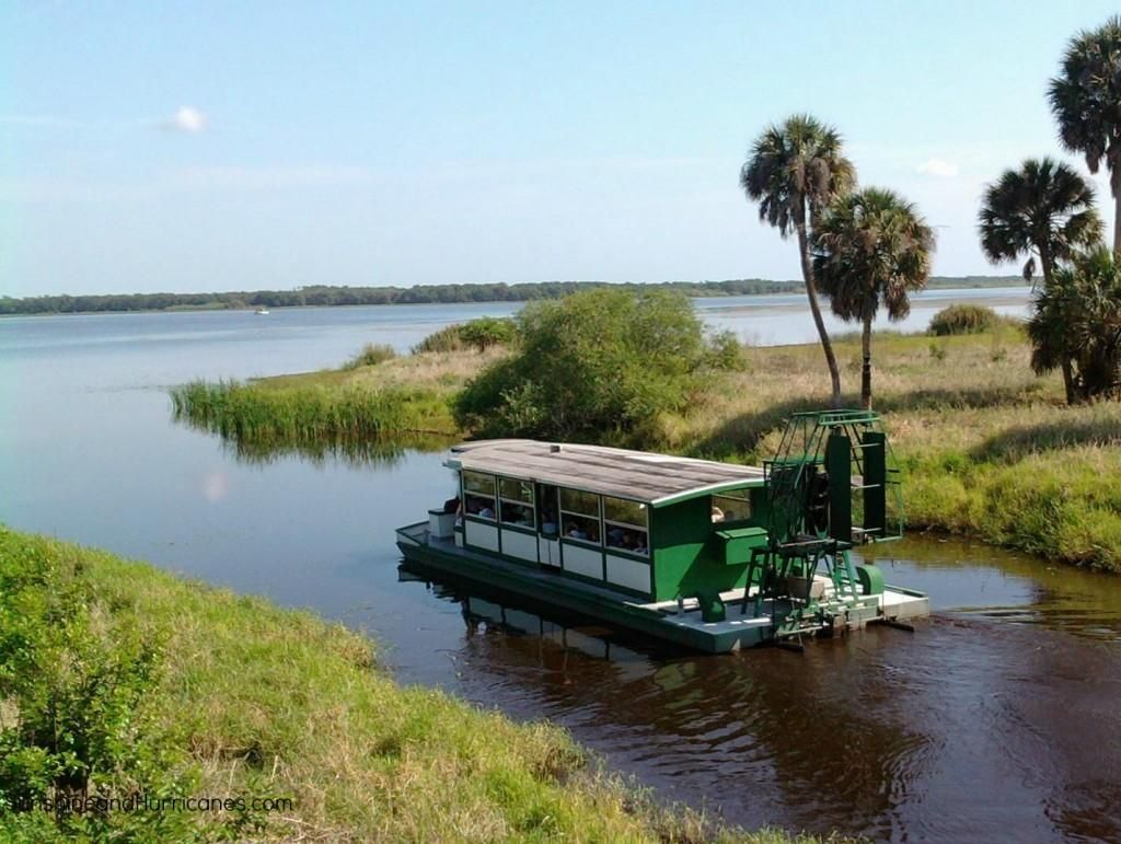 1991 Used Commercial Passenger Airboat Commercial Boat For