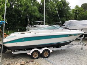 Used Sea Ray Overnighter 240 Express Cruiser Boat For Sale
