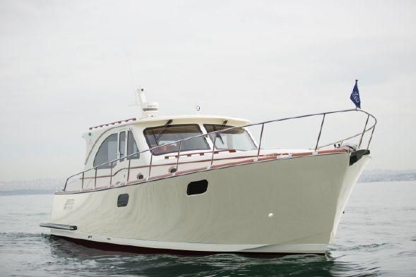 New Vicem 46 Downeast Fishing Boat For Sale