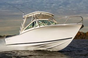 Used Albemarle 25 Express Cruiser Boat For Sale