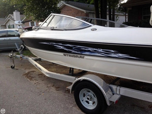 Used Stingray 191 LX Fish and Ski Bowrider Boat For Sale