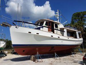 Used Krogen 42 Trawler Boat For Sale