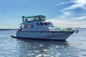 Used Hampton 60 MY Motor Yacht For Sale
