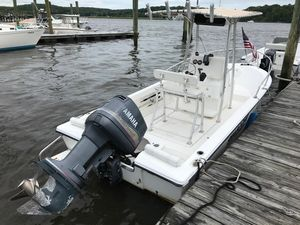 Used Edgewater 185cc Center Console Fishing Boat For Sale