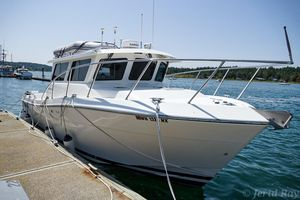 Used Ocean Sport Roamer 30' #50 Saltwater Fishing Boat For Sale