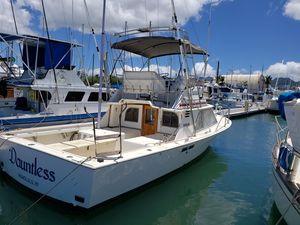 Used Blackfin Flybridge Sportfisher Sports Fishing Boat For Sale