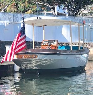 Used Electracraft Custom Electrolaunch Commercial Boat For Sale