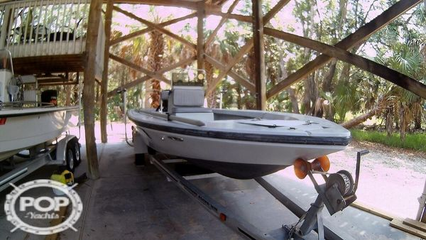 Used Release 20cc Flats Fishing Boat For Sale