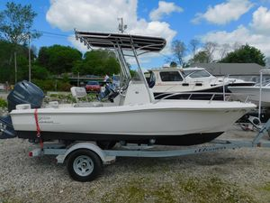 Used Pioneer 180 Sportfish Center Console Fishing Boat For Sale