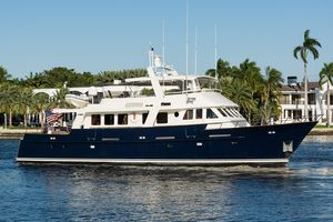 Used Jongert Motoryacht With 2014 Naiad Zero Speed Stabilizers Motor Yacht For Sale