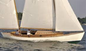 Used Herreshoff Rozinante Yawl Sailboat For Sale