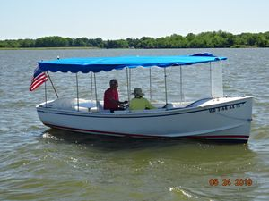 Used Duffy 20 Electric Boat Motor Yacht For Sale