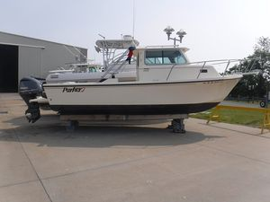Used Parker 2520 XL Sport Sports Fishing Boat For Sale