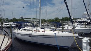 Used Catalina 380 Sloop Sailboat For Sale