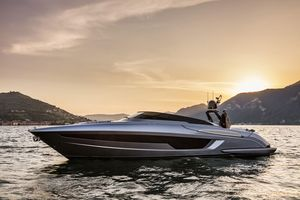 New Riva 56' Rivale Convertible Fishing Boat For Sale