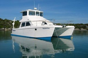 Used Endeavour Xplorercat Power Catamaran Boat For Sale