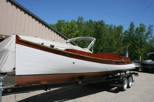 Used Johnson Laker 28 Antique and Classic Boat For Sale