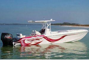 Used Glasstream 328 SCX Center Console Fishing Boat For Sale