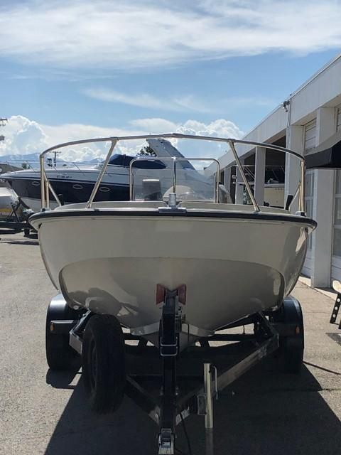 1980 Used Boston Whaler Outrage V-20 Center Console Fishing Boat For