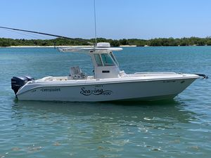 Used Everglades 27 CC Center Console Fishing Boat For Sale