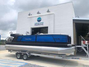New Aqua Patio 259 DFL Pontoon Boat For Sale
