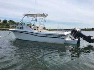 Used Grady-White 22 Pacific Center Console Fishing Boat For Sale