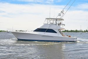 Used Viking 54 Convertible Fishing Boat For Sale