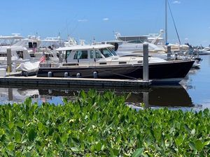 Used Sabre 48 Salon Express Downeast Fishing Boat For Sale