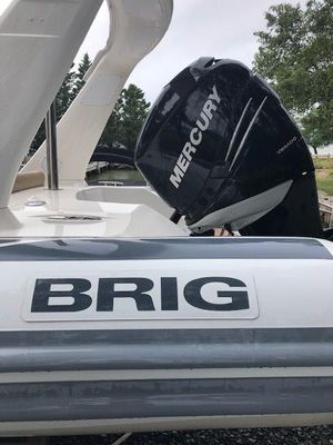 Used Brig Inflatables E780 Rigid Sports Inflatable Boat For Sale