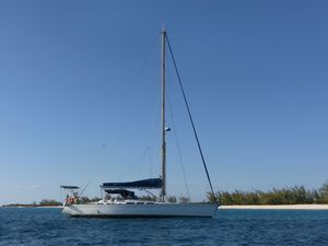 Used Dufour 56 CC Cutter Sailboat For Sale