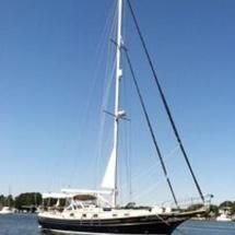 Used Gozzard 37 Offshore Cutter Cruiser Sailboat For Sale