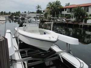 Used Ocean Master 24 Center Console Center Console Fishing Boat For Sale