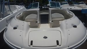 Used Sea Ray 240 Sundeck Bowrider Boat For Sale