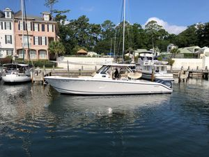 Used Pursuit 368 Center Console Fishing Boat For Sale