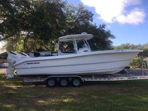 Used Twin Vee 310 GF Powercat Power Catamaran Boat For Sale