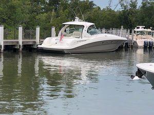 Used Sea Ray 420 Sundancer Cuddy Cabin Boat For Sale