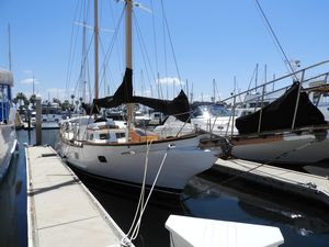 Used Samson Ketch Sailboat For Sale