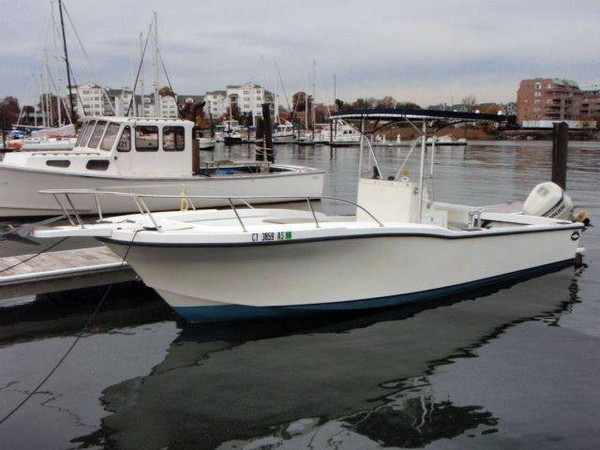 Used Dusky 25 Center Console Fishing Boat For Sale