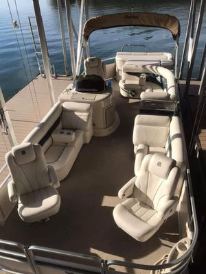 Used Premier Escapade 235 Pontoon Boat For Sale